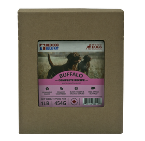 BUFFALO COMPLETE FOR DOGS 1LB