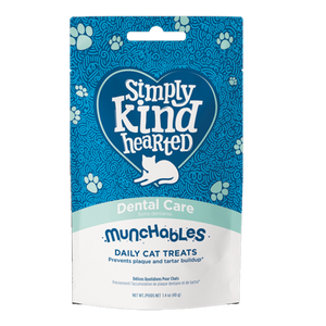 Simply Kind Hearted - Cat Dental Care Treats (1.4oz)
