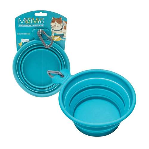 Messy Mutts - Collapsible Bowl