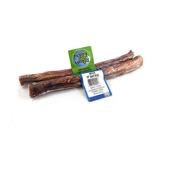 PW Beef Mega Bully Stick 16