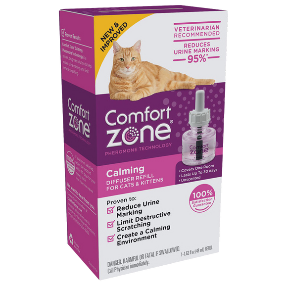 COMFORT ZONE CALMING DIFFUSER FOR CATS & KITTENS