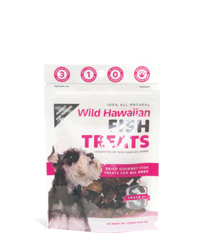 Snack 21-Wild Hawaiian Fish Treats