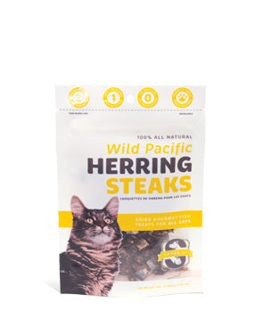 Snack 21-Herring Steaks