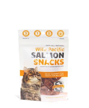 Snack 21-Salmon Snacks