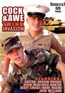 Cock and Awe: Twink Invasion