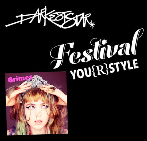 Festival Your Style Like Grimes