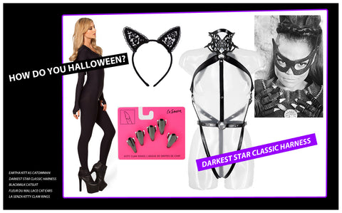 Halloween Costume Inspiration: Look 7 Catwoman