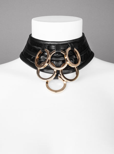 Mini Ring Collar