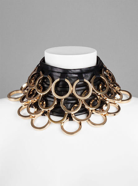 Multi Ring Collar