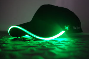 LED Light-Up Baseball Cap