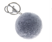 Load image into Gallery viewer, Pom Pom Keyring