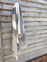 Load image into Gallery viewer, Stripe Peshtamal Towel