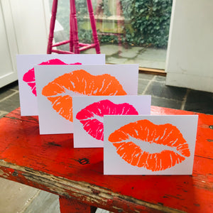 Mini Lip Cards
