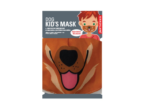 Dog Kids Face Mask