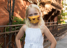 Load image into Gallery viewer, Tiger Kids Face Mask
