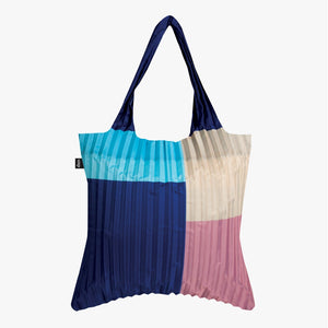 Cloud Pleated Tote Bag