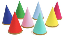 Load image into Gallery viewer, Multicolour Mini Party Hats
