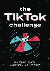 TIKTOK Challenge Card Game