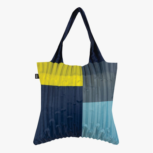 Sunshine Pleated Tote Bag