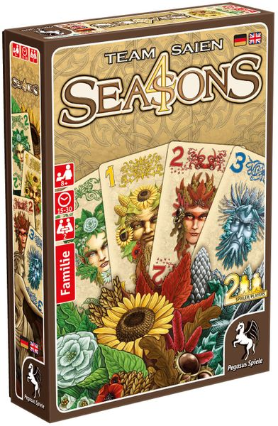 4 Seasons (Inglés)