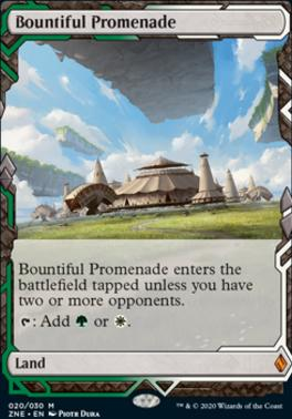 Bountiful Promenade (Extended Art)