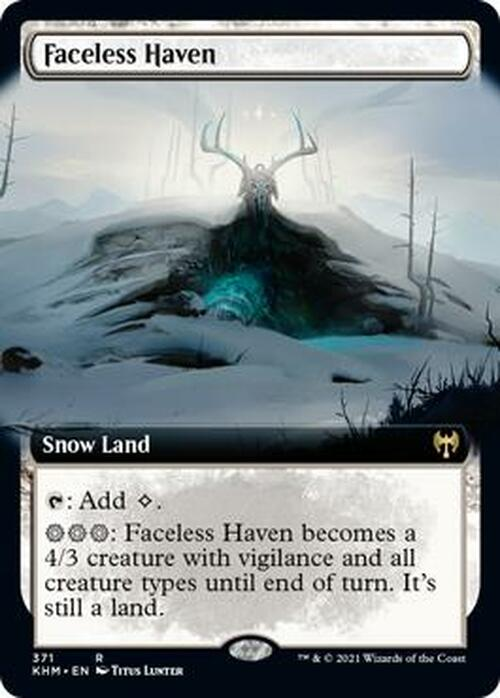 Faceless Haven (Extended Art)