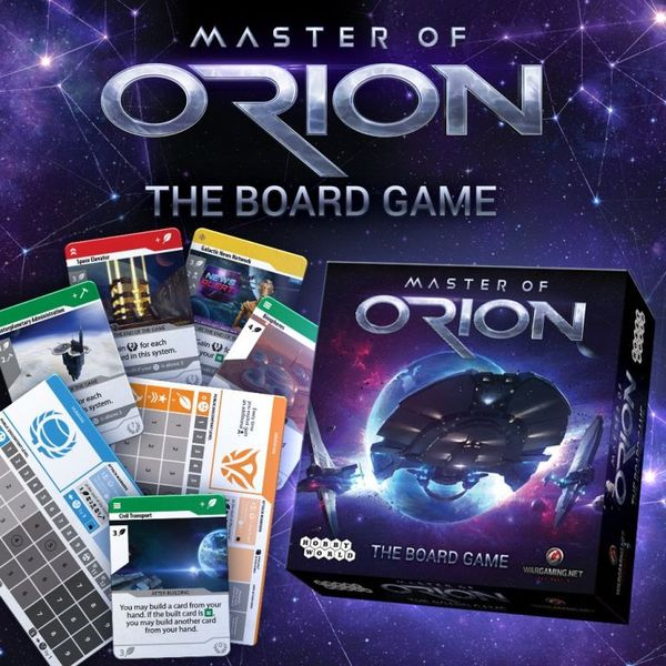 Master of Orion (Español)