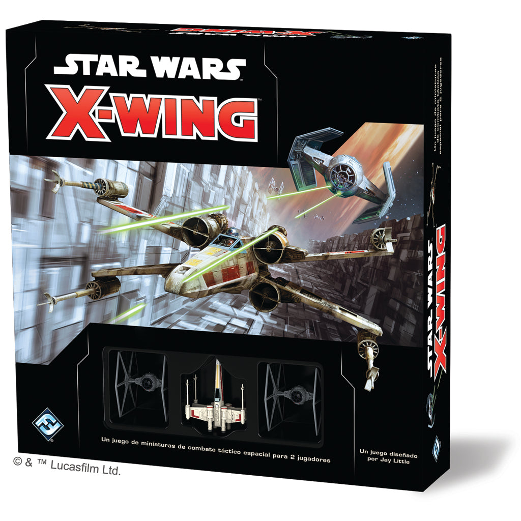 X-Wing 2nd Ed: Star Wars: X-Wing Segunda Edición