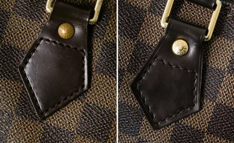 Louis Vuitton Handbag Stitching