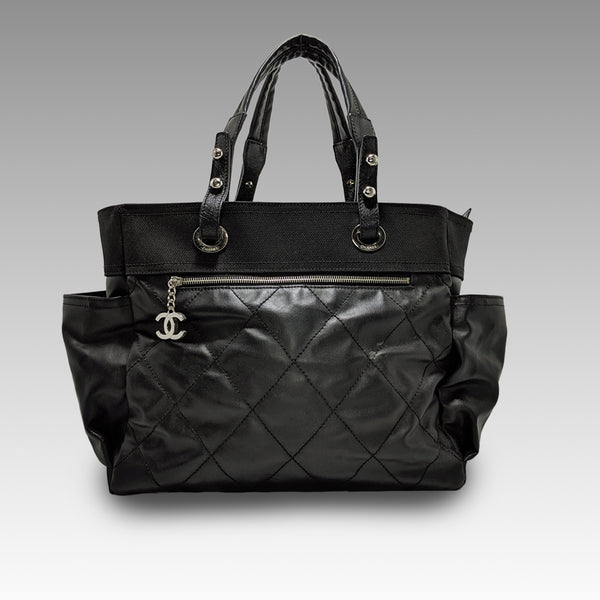 Chanel, Chanel Biarritz Large Tote Bag - CHLOEZACH