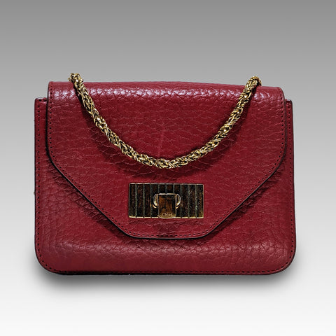 Chloé, Chloé Red Shoulder Bag - CHLOEZACH