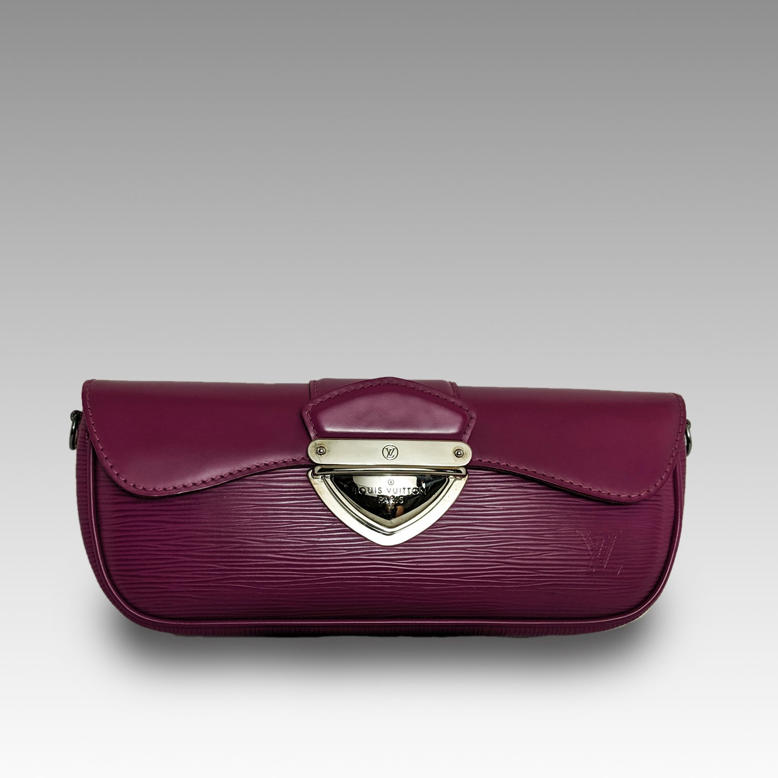 Louis Vuitton, Louis Vuitton Shoulder Bag in Purple Epi Leather - CHLOEZACH