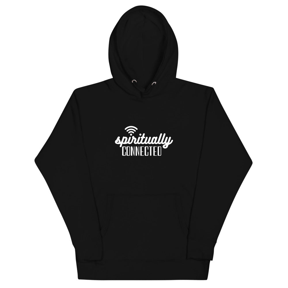 Spiritually Connected - Unisex Hoodie