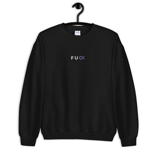 FU Project Embroidered Unisex Sweatshirt