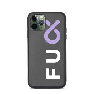 FU Project - Biodegradable phone case