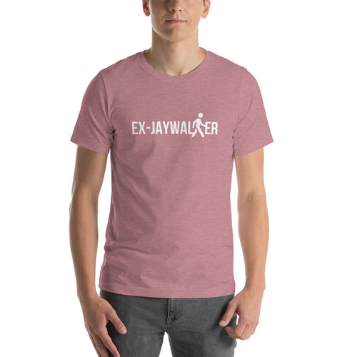 Ex-Jaywalker - Short-Sleeve Unisex T-Shirt