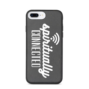 Spiritually Connected - Biodegradable phone case