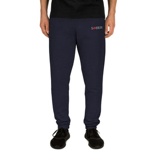 Sober Canadian Embroidered Unisex Joggers