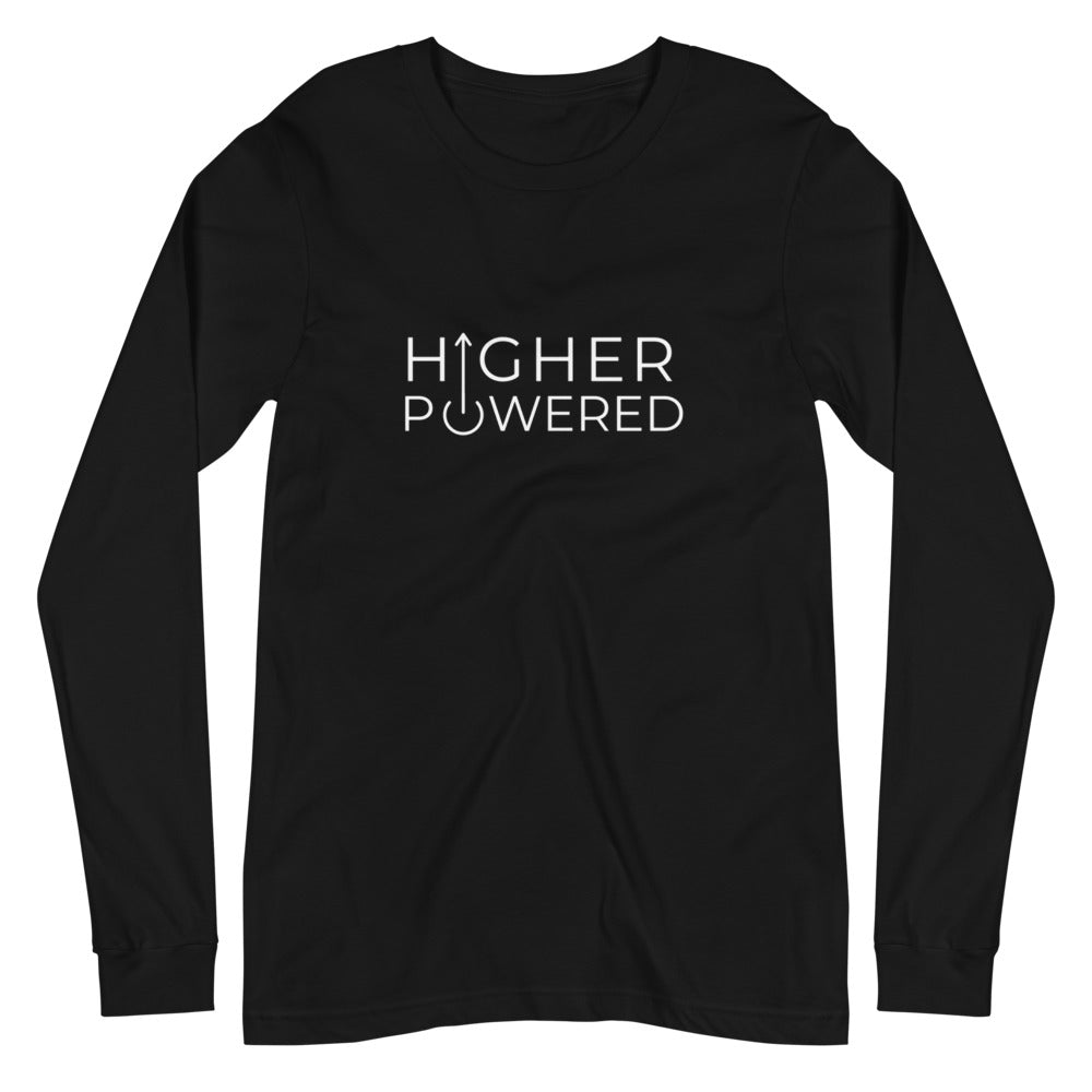 Higher Powered Unisex Long Sleeve Tee