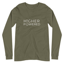 Load image into Gallery viewer, Higher Powered Unisex Long Sleeve Tee