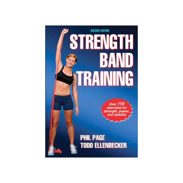 Strength Band / Elastic Resistance Training Books & CDs
