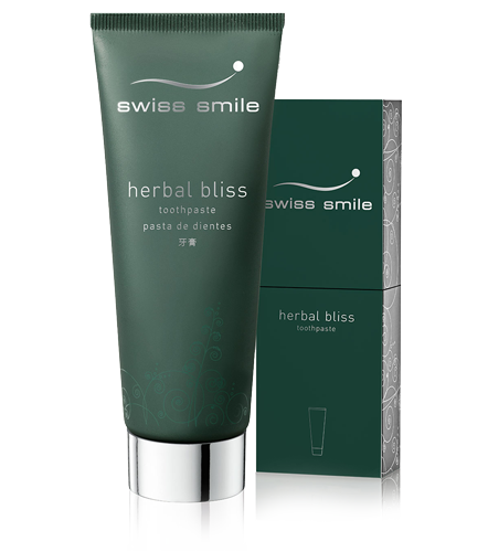 Swiss Smile Herbal Toothpaste