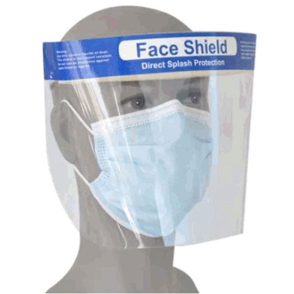 Face Shield - Transparent