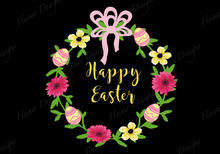 Load image into Gallery viewer, Easter Spring Wreath