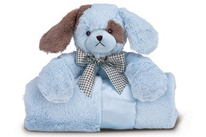 Blue Dog Blanket