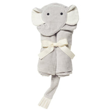 Load image into Gallery viewer, Elephant Hooded Towel