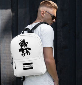 The Casual Fan Logo Clash Backpack