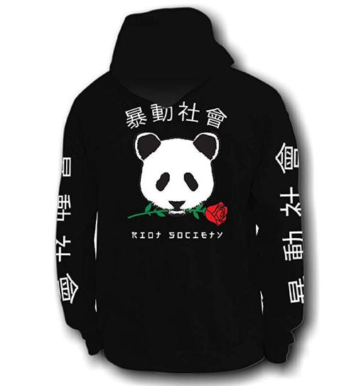 Riot Society Graphic Hoodie