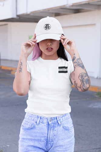The Casual Fan Basic Logo Tee
