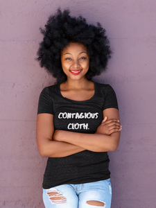 Contagious Cloth Basic Logo Tee